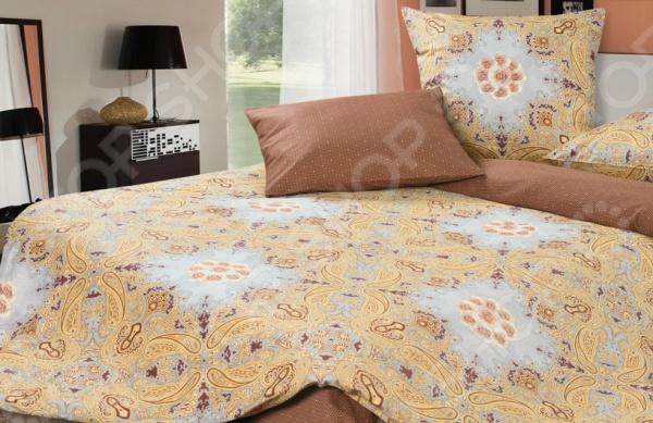 где купить Комплект постельного белья Ecotex «Александрия» по лучшей цене
