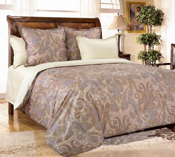 Комплект постельного белья Королевское Искушение на молнии «Кашмир-6» билет на шоу искушение на 6 октября питер