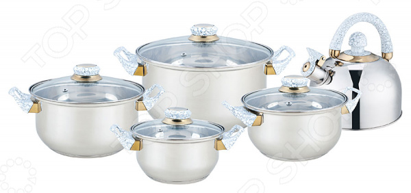 Набор посуды Bekker BK-4601