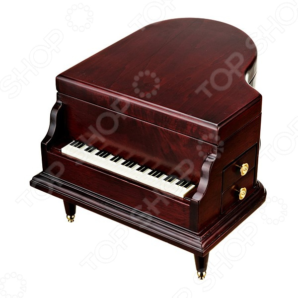 Шкатулка «Рояль» 176-140 шкатулки trousselier музыкальная шкатулка 1 отделение fairy parma