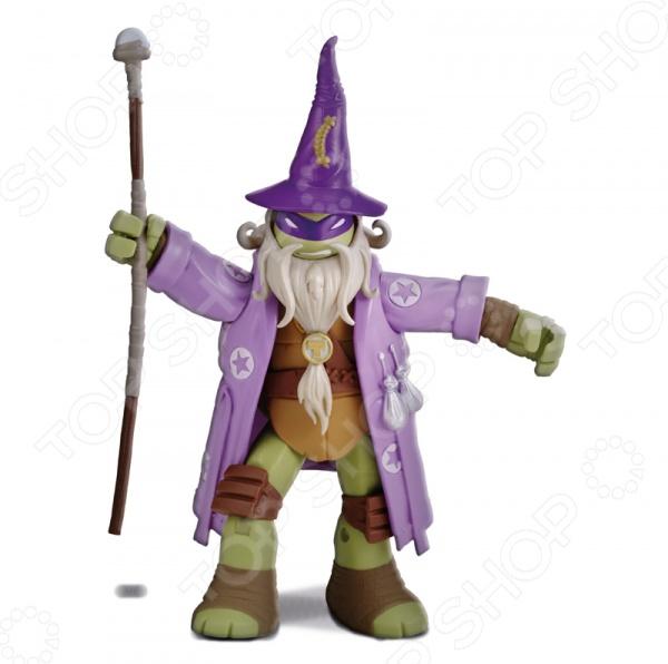 Игрушка-фигурка Nickelodeon «Волшебник Донни» черепашки ниндзя фигурка волшебник донни