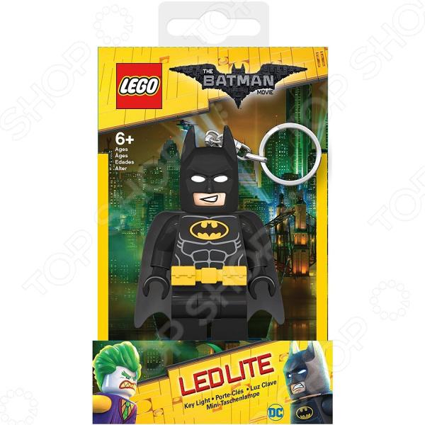 Брелок-фонарик LEGO Batman