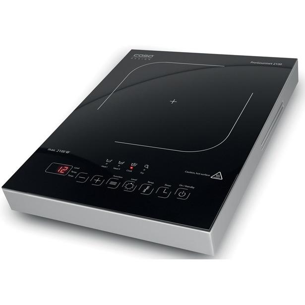 Плита настольная CASO Pro Gourmet 2100