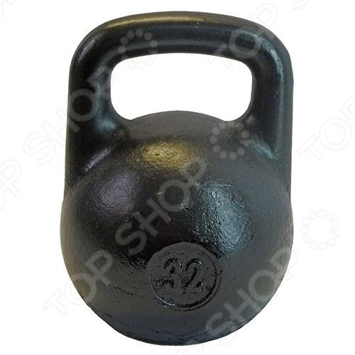 Гиря Titan гиря titan 8 кг