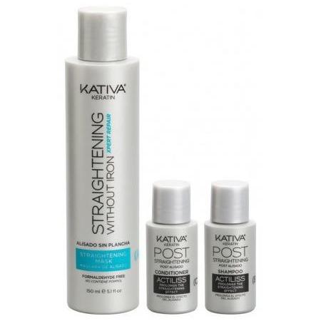 Купить Набор для выпрямления волос Kativa «Восстановление»