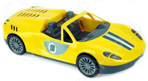 Машинка Zebratoys «Кабриолетт». В ассортименте