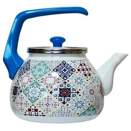 Купить Чайник эмалированный Interos «Марокко» 3501