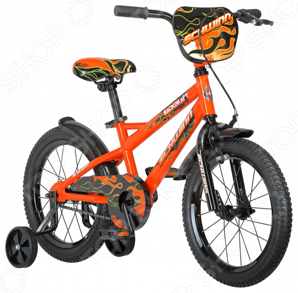 Велосипед детский Schwinn Backdraft велосипед schwinn streamliner 2 step thru 2014