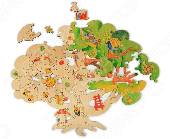Игрушка-пазл WOODY «Чудесное дерево» Игрушка-пазл WOODY «Чудесное дерево» /