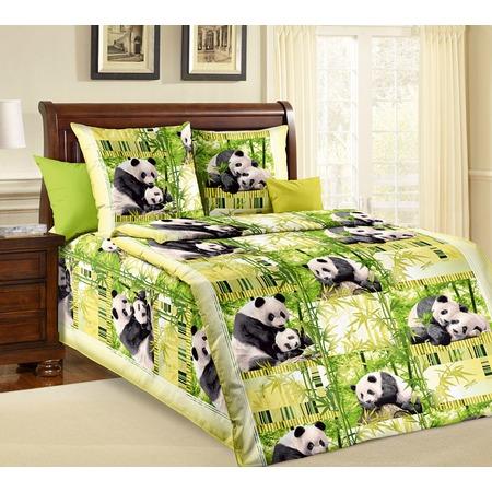 Купить Детский комплект постельного белья ТексДизайн «Панды»