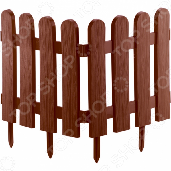 Забор декоративный PALISAD «Классика» забор декоративный palisad кантри 65003