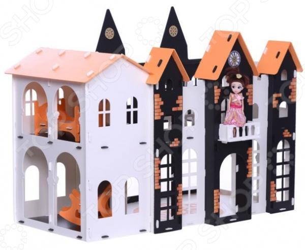 Zakazat.ru: Домик кукольный KRaSaTOYS «Замок Джульетты»