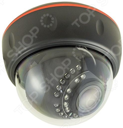 Камера видеонаблюдения купольная Rexant 45-0135 камера видеонаблюдения купольная уличная rexant 45 0134