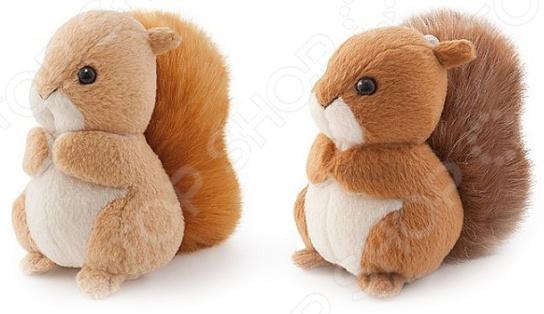 Мягкая игрушка Trudi «Белочка» мягкие игрушки trudi лайка маркус 34 см