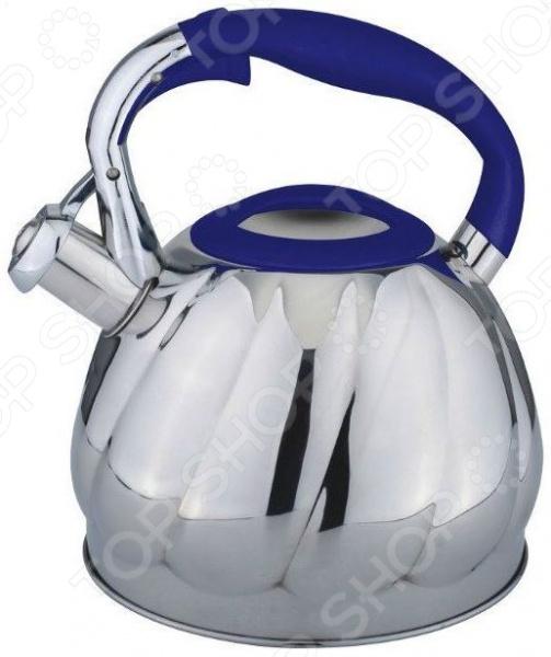 Чайник со свистком Bekker BK-S596 Premium