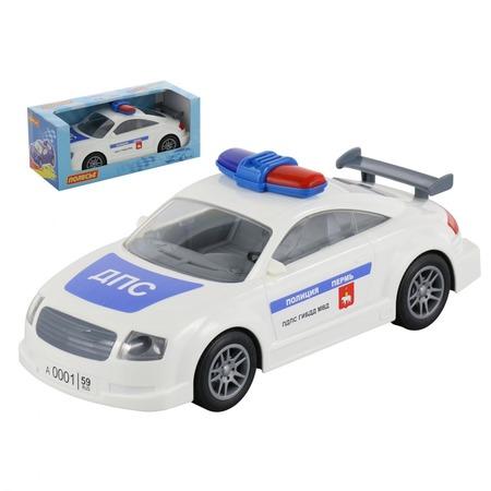 Купить Машинка инерционная игрушечная POLESIE «ДПС. Пермь»