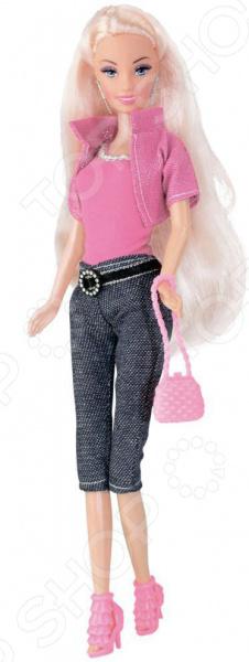 Кукла с аксессуарами Toys Lab «Джинсовая коллекция» toys lab летний домик toys lab тойз лаб
