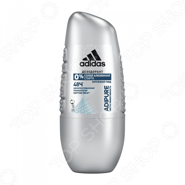 Дезодорант мужской Adidas Adipure