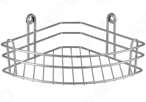 Полка для ванной угловая Rosenberg RUS-385019-1 полка угловая для ванной rosenberg rwr 385013
