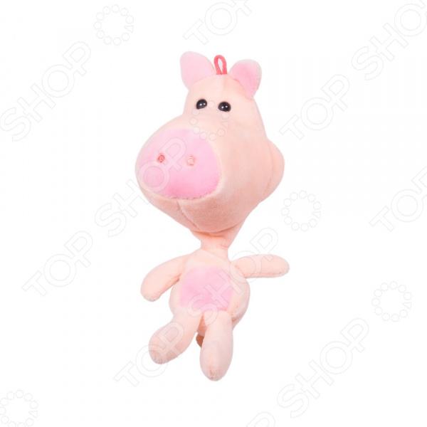 Мягкая игрушка Button Blue «Подвеска - Свинка»