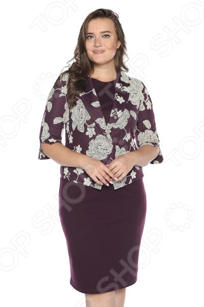 Фото - Платье VEAS «Сладкое свидание». Цвет: бордовый платье mariko цвет бордовый