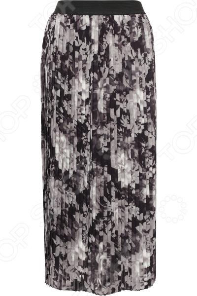 Юбка Finn Flare B17-11043. Цвет: черный