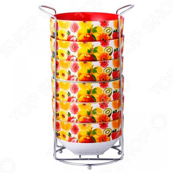 все цены на Набор салатников Wellberg WB-24207 онлайн