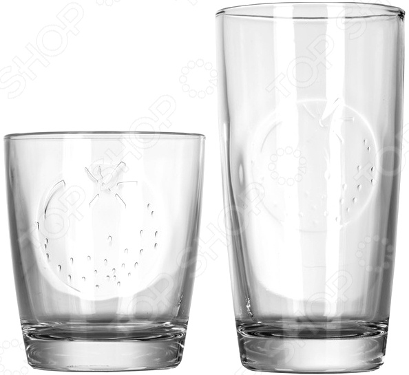 Набор стаканов Luminarc Fruity Energy