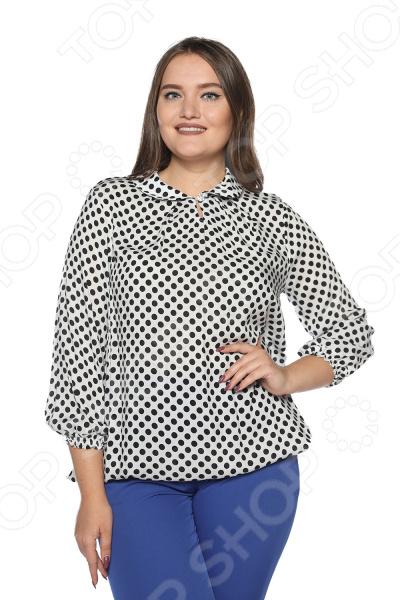 Блузка Pretty Woman «Нежность моя». Цвет: белый недорго, оригинальная цена