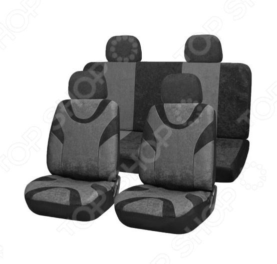Набор чехлов для сидений SKYWAY Drive SW-121029/S01301008 коврики автомобильные skyway s01701012