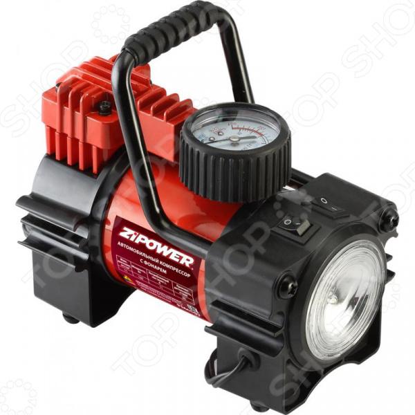 Компрессор автомобильный Zipower PM 6507 автомобильный компрессор starwind cc 240