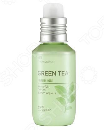 Zakazat.ru: Сыворотка для лица THE FACE SHOP Green Tea