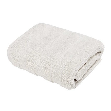 Купить Полотенце махровое Ecotex «Авеню». Цвет: ванильный