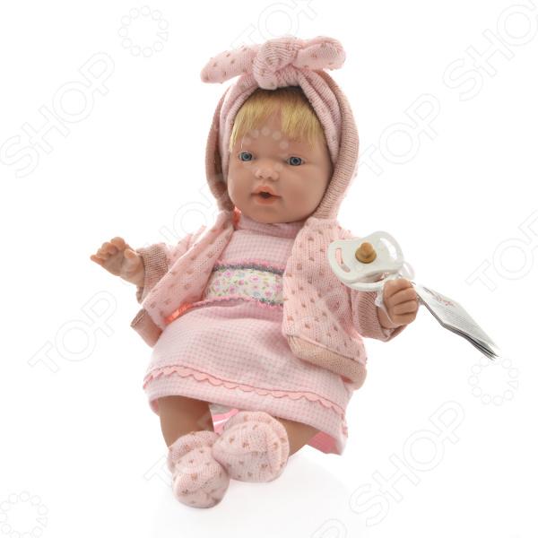Кукла интерактивная Arias Т58639 кукла интерактивная arias т58639