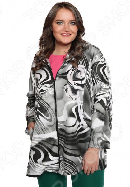 Куртка Лауме-Лайн «Вилен». Цвет: серый