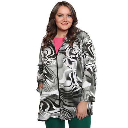 Купить Куртка Лауме-Лайн «Вилен». Цвет: серый