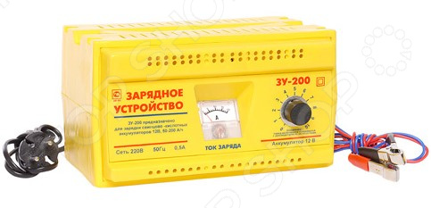 Устройство зарядное Тамбов ЗУ-200 тамбов зу 100м