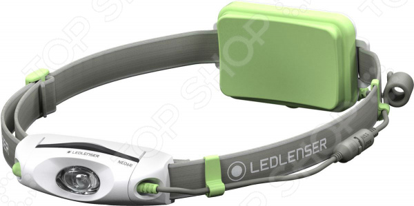 Фонарь налобный Led Lenser NEO6R фонарь led lenser f1 цвет черный
