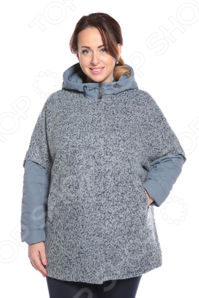 Куртка D`imma «Лука». Цвет: голубой