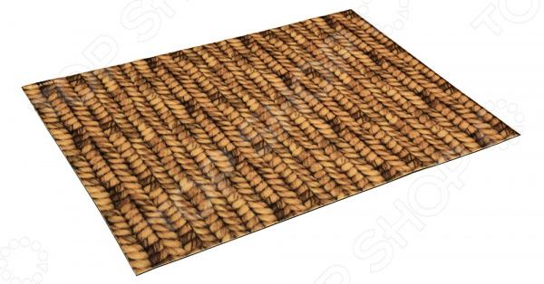 фото Коврик влаговпитывающий Vortex Samba «Косы», Дверные коврики