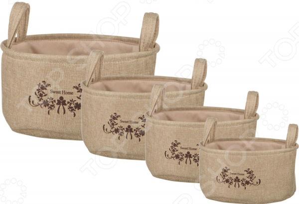 Набор корзин для хранения Lefard 190-172 интерьер и декор