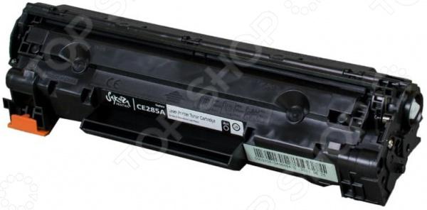 Картридж Sakura CE285A для HP P1100/P1102/P1102W/P1104/P1104W/P1106/P1106W/P1107/P1107W/P1108/P1108W/P1109/P1109/M1132/M1210/M1212nf/M1214nfh/M1216nf/M1217nfw/M1218nf/M1219nf, черный, 2000 к. цена