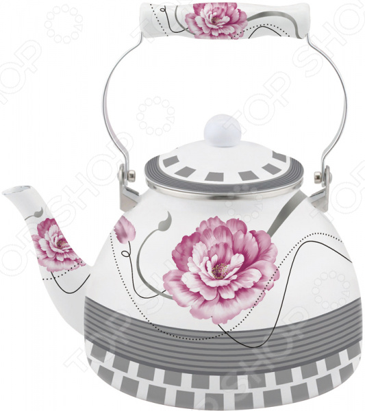 Чайник эмалированный Winner WR-5104 чайник эмалированный winner wr 5110