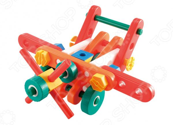 Конструктор развивающий Gigo 7330P «Юный инженер» игрушка gigo measuring balance color box