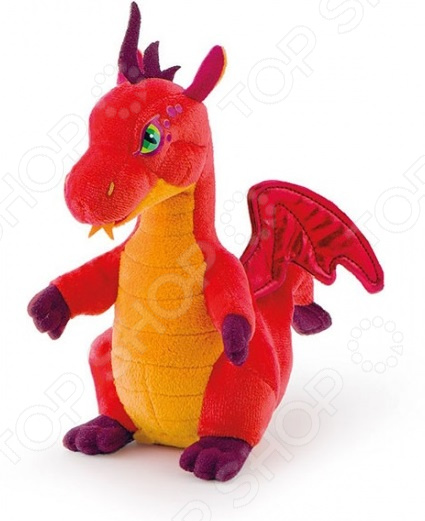 Zakazat.ru: Мягкая игрушка со звуком Trudi «Мини-дракончик». В ассортименте