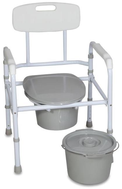 Кресло-туалет Amrus Enterprises AMCB6806