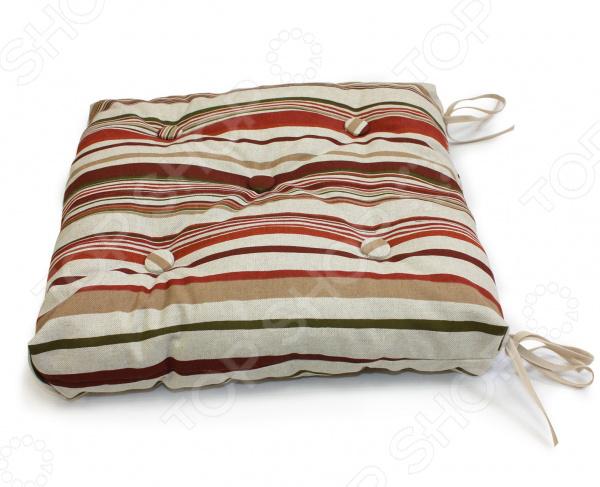 Подушка на стул Kauffort Campina Raya йогурт campina нежный с соком вишни 1 2%