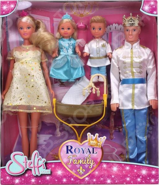 Набор кукол Simba «Королевская семья»