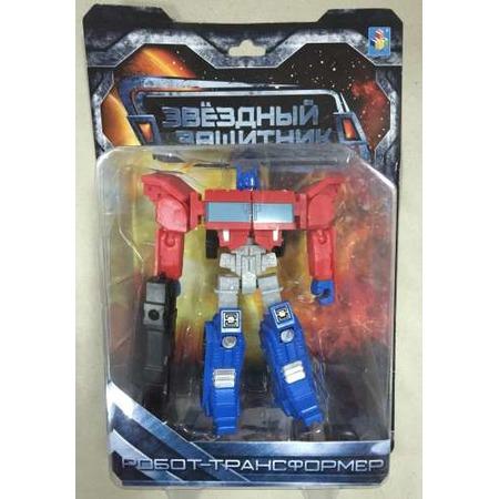 Купить Игрушка-трансформер 1 Toy «Звездный защитник» Т59366