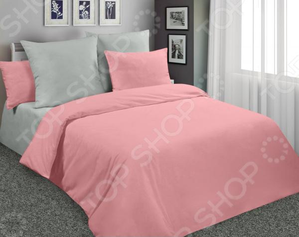 Комплект постельного белья Amore Mio Pink комплект белья pink lipstick